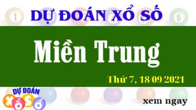 Dự Đoán XSMT Ngày 18/09/2021 - Dự Đoán KQXSMT thứ 7