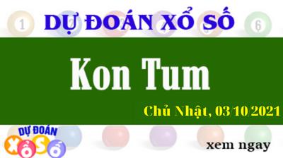 Dự Đoán XSKT Ngày 03/10/2021 – Dự Đoán KQXSKT Chủ Nhật