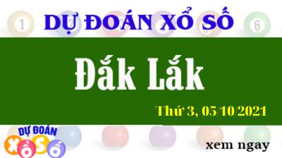 Dự Đoán XSDLK Ngày 05/10/2021 – Dự Đoán KQXSDLK Thứ 3