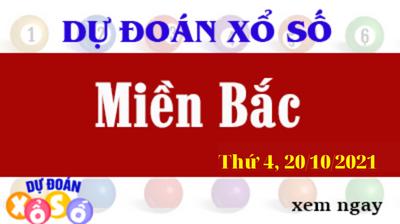 Dự Đoán XSMB Ngày 20/10/2021 - Dự Đoán KQXSMB thứ 4