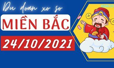 Dự Đoán XSMB 24/10 - Dự Đoán Xổ Số Miền Bắc chủ nhật Ngày 24/10/2021