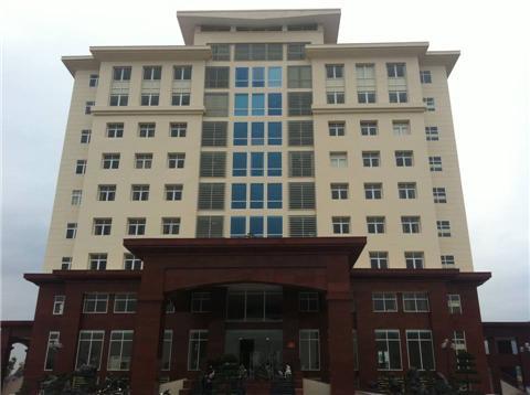 Công trình nhà điều hành nhà máy Z111- Thanh Hóa