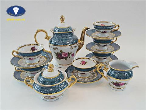 Bộ trà sứ FR MS ZPIS CE