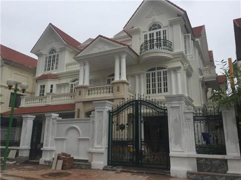 Công trình Biệt thự tại KĐT Tây nam Linh Đàm