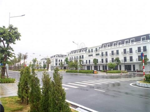 Công trình Biệt thự tư nhân - KĐT Vinhome DragonBay - TP.Hạ Long