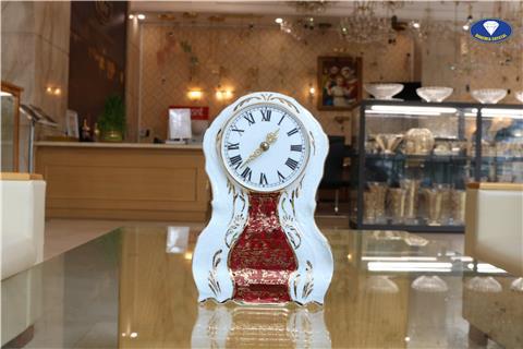 Đồng hồ sứ 22cm từ Tiệp