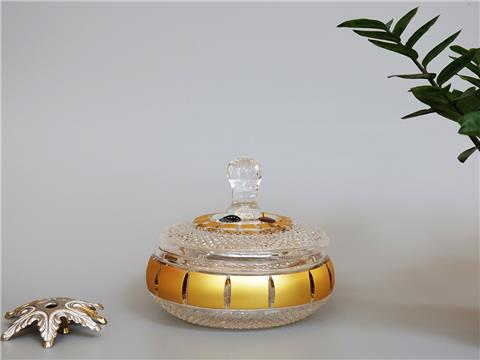 Âu pha lê mạ vàng 50212/12Z75/155