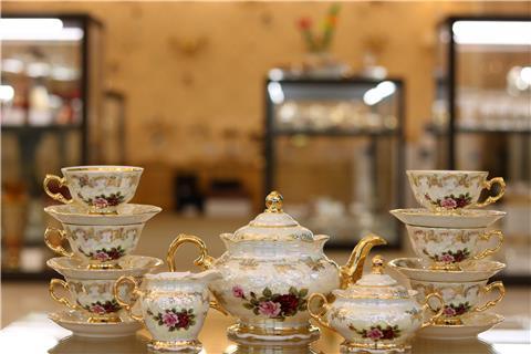 Bộ trà sứ cao cấp FR CS L CE
