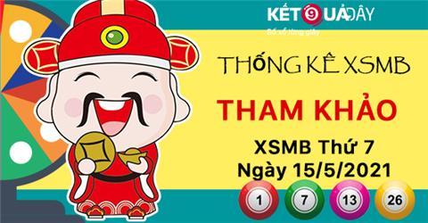 Phân tích XSMB thứ 7 ngày 15/5 - Tham khảo KQXSMB hôm nay