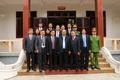 Đồng chí Nguyễn Xuân Phúc - Thủ tướng Chính phủ thăm, chúc Tết, trồng cây lưu niệm và động viên nhân dân Hải Hậu xuống đồng cấy lúa xuân kịp thời vụ