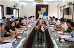 Họp hội đồng tư vấn thuế huyện Hải Hậu