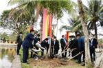 Tết trồng cây trên quê hương Hải Hậu