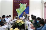 Họp Ủy ban bầu cử huyện và các tiểu ban triển khai các nhiệm vụ phục vụ bầu cử đại biểu Quốc hội và HĐND các cấp
