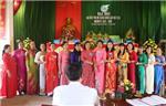 Đại hội Đại biểu phụ nữ xã Hải Ninh, thị trấn Yên Định nhiệm kỳ 2021-2026 thành công tốt đẹp