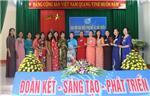 Hội LHPN xã Hải Triều, xã Hải Tân tổ chức Đại hội đại biểu phụ nữ xã nhiệm kỳ 2021 - 2026 và thành công tốt đẹp
