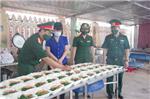 Phụ nữ các cấp trên địa bàn huyện Hải Hậu ủng hộ, hỗ trợ lực lượng tuyến đầu chống dịch