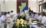 Hội nghị liên tịch thống nhất nội dung chương trình kỳ họp thứ Hai - HĐND huyện khóa XIX, nhiệm kỳ 2021-2026