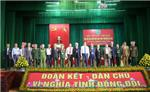 Đại hội đại biểu Hội cựu thanh niên xung phong huyện lần thứ IV, nhiệm kỳ 2021 – 2026