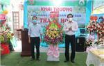 Hội Nông dân huyện Hải Hậu khai trương cửa hàng nông sản an toàn tại xã Hải Thanh