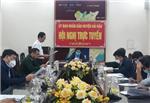 Hội nghị đánh giá kết quả thực hiện chống khai thác bất hợp pháp (IUU); triển khai nhiệm vụ thời gian tới.