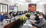 UBND tỉnh tổ chức Hội nghị trực tuyến với các huyện, thành phố về công tác phòng chống dịch Covid – 19