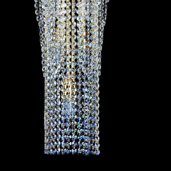 Ảnh minh họa Đèn trần MELANIE DIA 550x1000 CE