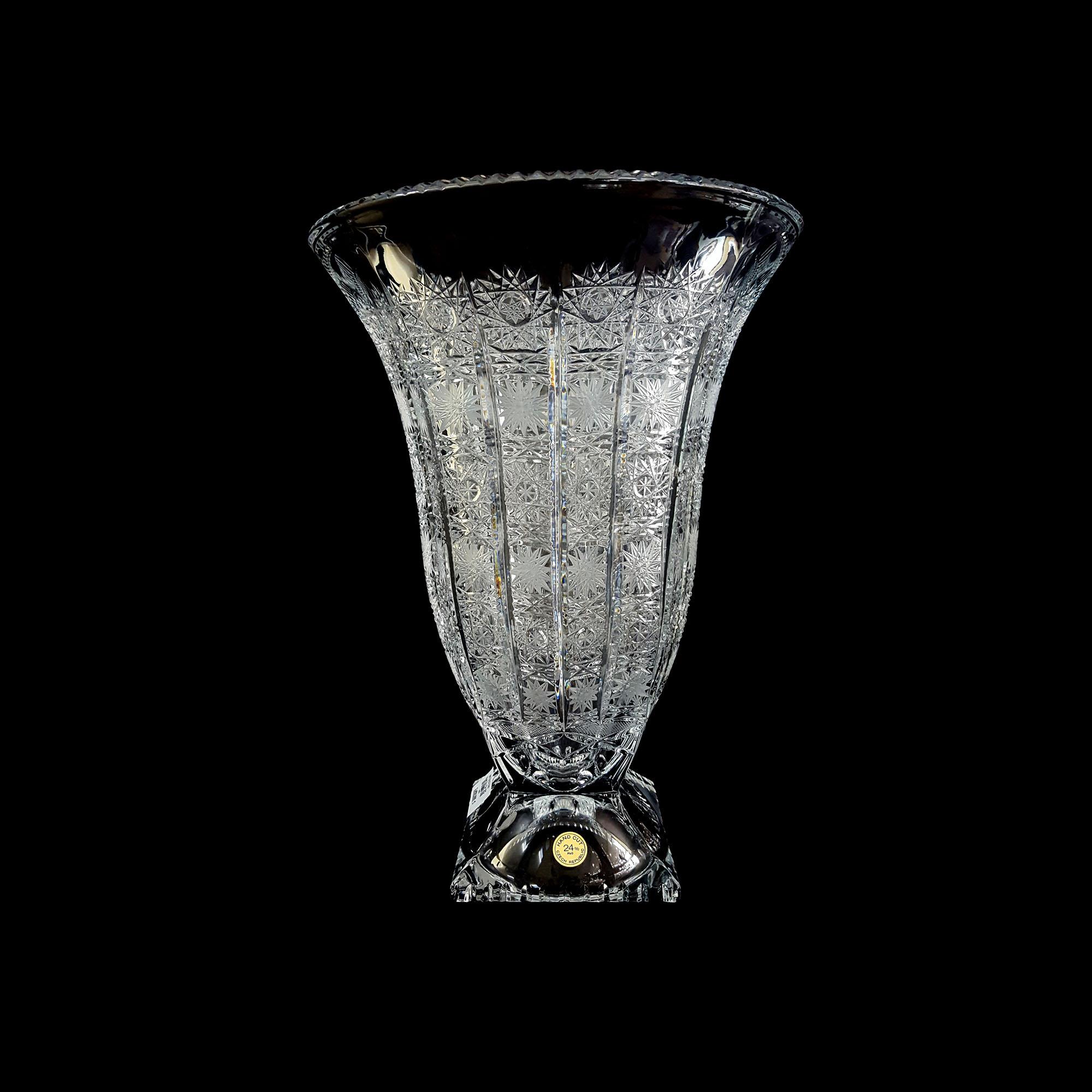 Ảnh minh họa Lọ hoa pha lê 8K729/57/360 36cm