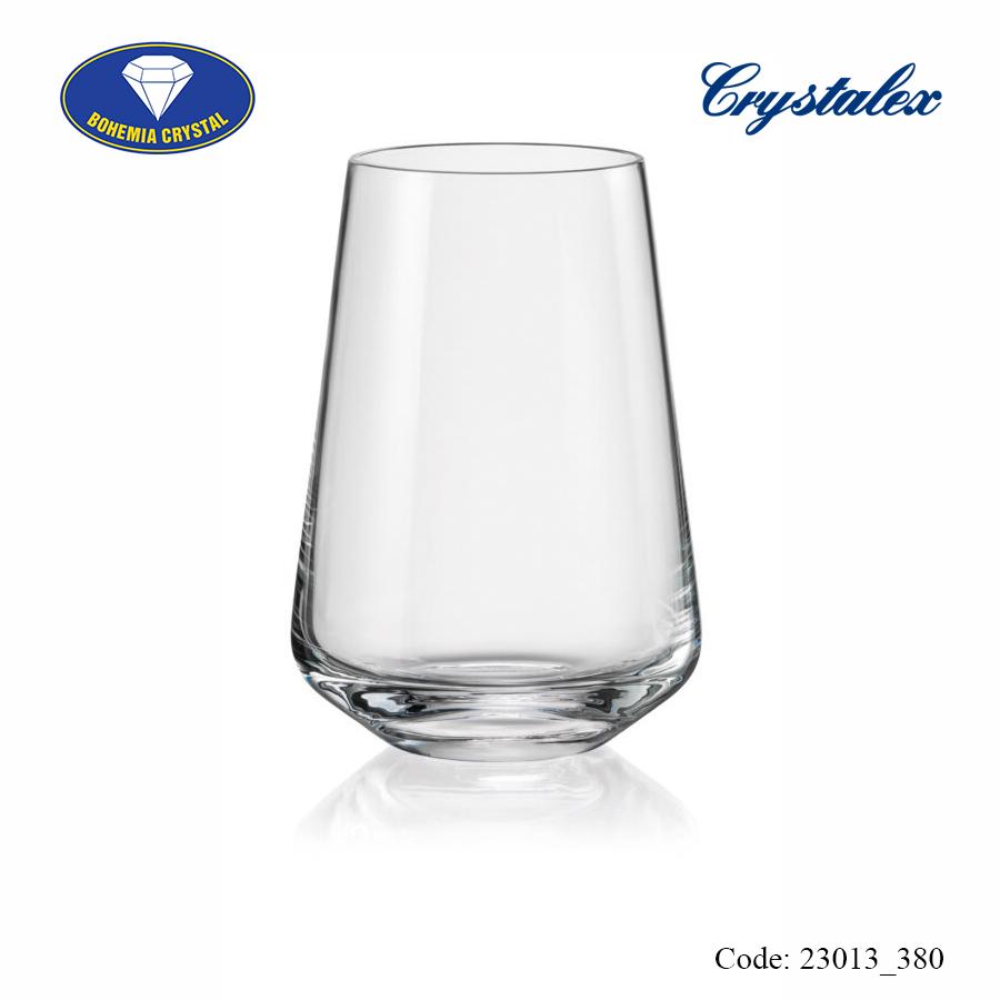 Ảnh minh họa Ly uống rượu Whisky Sandra Highball Whisky 380ml