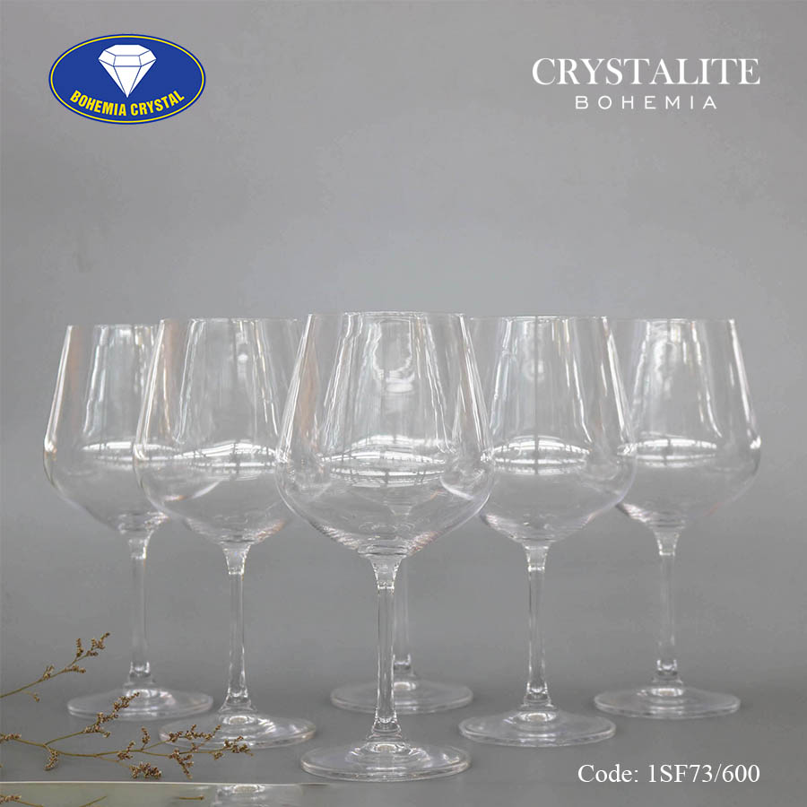 Ảnh minh họa Ly uống rượu vang đỏ Strix Red Wine 450ml, 580ml, 600ml