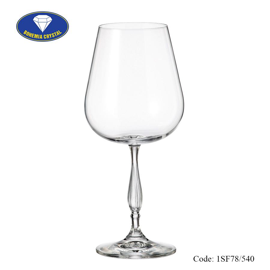 Ảnh minh họa Ly uống rượu vang đỏ 450ml, 560ml, 670ml