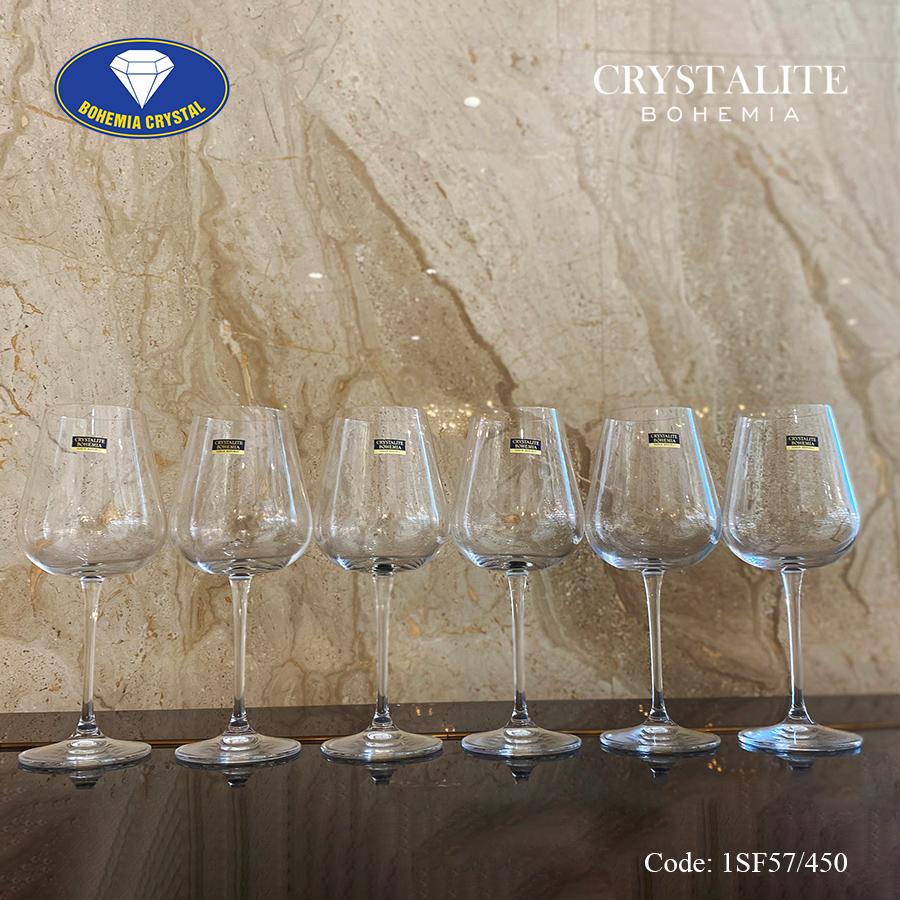 Ảnh minh họa Ly uống rượu vang đỏ Ardea Red Wine 450ml, 540ml, 670ml