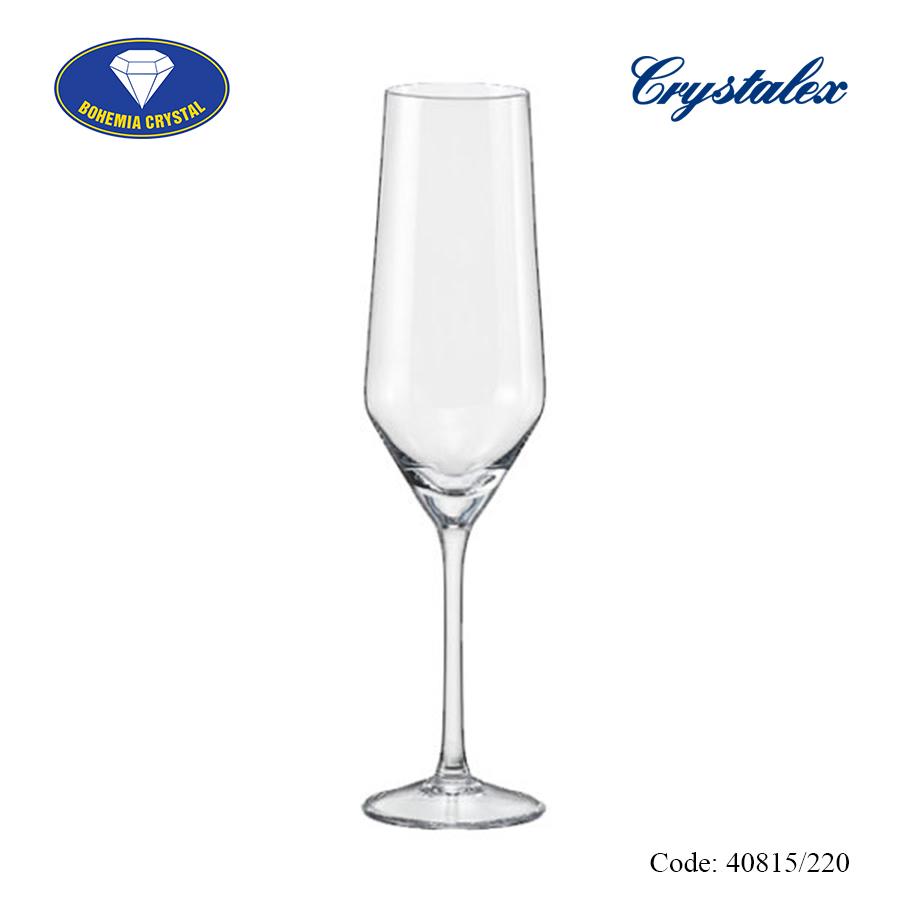 Ảnh minh họa Ly uống sâm panh Jane Flute 220ml