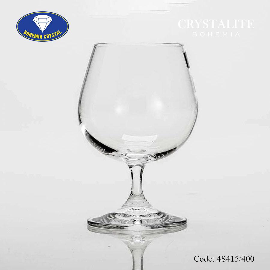 Ảnh minh họa Ly uống rượu cognac Sylvia 400ml