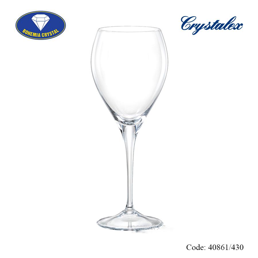 Ảnh minh họa Ly uống rượu vang trắng Lenny 340ml, 430ml