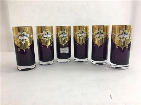 Bộ cốc pha lê – Món quà tặng lịch sự, sang trọng và ý nghĩa