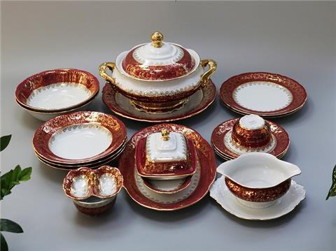 Những mẫu bát đĩa cao cấp nhập khẩu cho nhà bếp đẹp sang chảnh