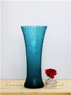 Lọ hoa màu xanh cao 35cm Optika 8712E/35/21/65