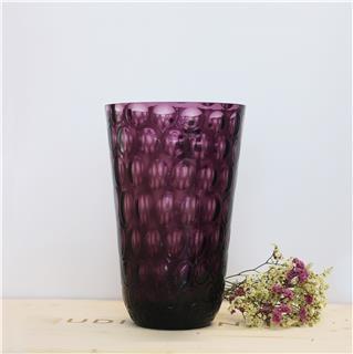 Bình hoa pha lê màu tím Optika 83030/255/25/25