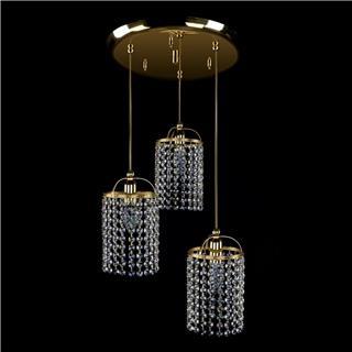 4 sai lầm khi lựa chọn đèn pha lê trang trí cao cấp cho phòng bếp