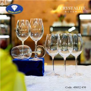 Ly uống rượu vang đỏ Colibri Red Wine 450ml
