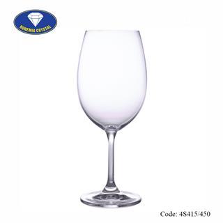 Ly uống rượu vang đỏ Sylvia Red Wine 450ml