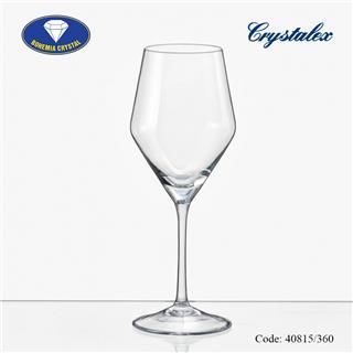 Ly uống rượu vang trắng Jane White Wine 360ml
