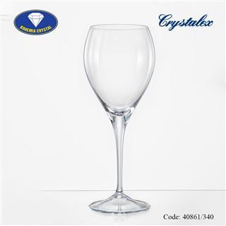 Ly uống rượu vang trắng Lenny 340ml, 430ml