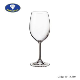 Ly uống rượu vang trắng Sylvia White Wine 350ml