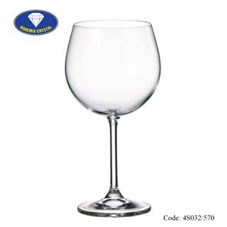 Ly uống rượu vang đỏ Colibri
