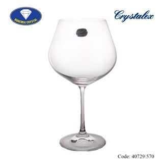 Ly uống rượu vang đỏ Viola 570ml